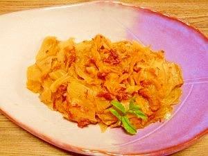 白菜とコンビーフ☆くたくた煮