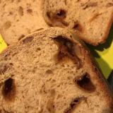 シナモン香る♪キャラメルナッツのパン・ド・ミ