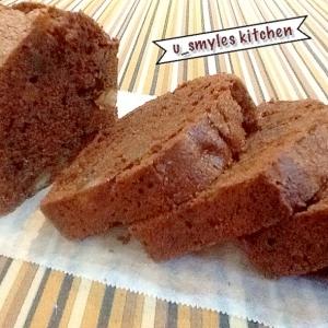 文旦マーマレードのショコラパウンドケーキ