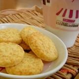 簡単サクサク♪米粉のクッキー