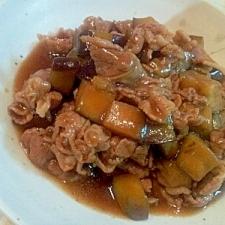 旨味たっぷり☆牛肉と茄子の美味おかず☆