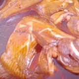 生姜たっぷり☆赤カレイの煮付け