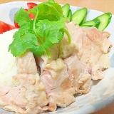 本格!タイ料理・圧力鍋で作るカオマンガイ