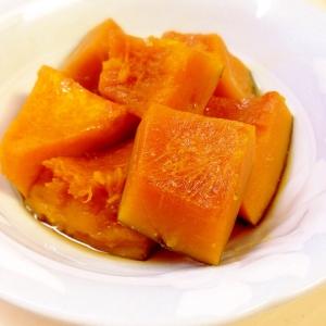 子供が喜ぶ☆かぼちゃの煮物