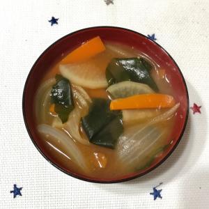簡単! 手作り味噌汁
