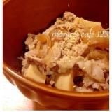 簡単♪栄養満点‼︎高野豆腐の豚丼