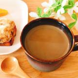 レンジで簡単♫*バターキャラメルコーヒー