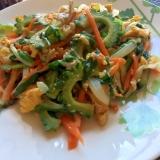 野菜たっぷりゴーヤチャンプルー