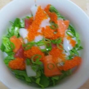 韓国の海鮮丼〈フェドパ〉
