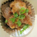冬瓜と豚バラの煮物