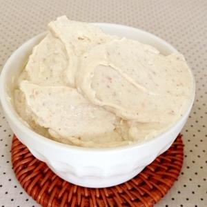 豆腐de☆白ごまメープルアイス