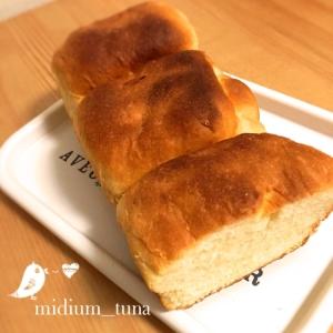 手ごねだけど簡単☆ふわふわ食パン