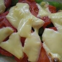 デカッ! 「びっくりジャンボインゲンのチーズ焼き」