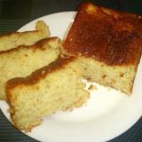 おからでヘルシー紅茶パウンドケーキ
