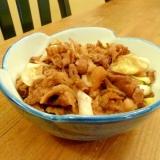 簡単☆ご飯にピッタリの葱入り牛しぐれ煮♪