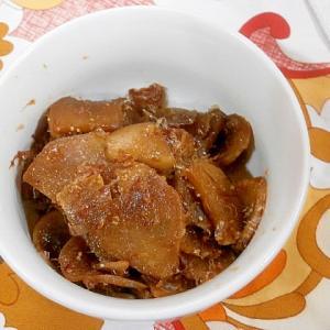 おかか入り生姜の佃煮