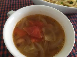 トマトコンソメスープ