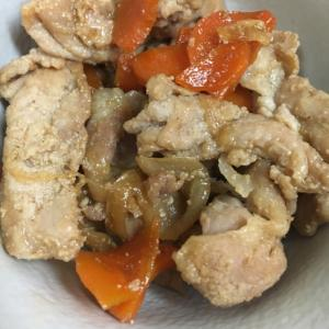 余った焼肉のタレで簡単炒め物!