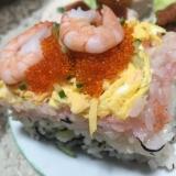 簡単☆ひな祭りのお寿司