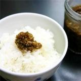 食べるラー油ならぬ食べる醤油!ピリ辛香味醤油
