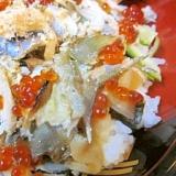 子持ち鮎のバラ寿司 ~付録~かんぴょうの煮方