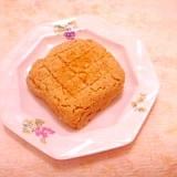 米粉でサクサク♪ヘルシーメロンパン
