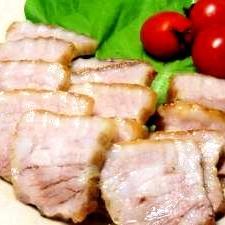 クレイジーソルトで簡単☆焼き豚。