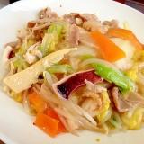Chinese☆本格的な簡単八宝菜