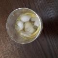 Green tea☆うめ酒