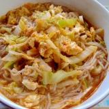 ふるる冷麺の宮崎名物 辛麺仕立て