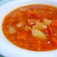★野菜たっぷり★トマトスープ
