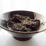 生海苔の酢の物