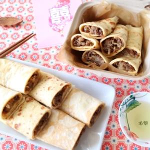 HMで台湾人気のもちもちクレープ!蛋餅