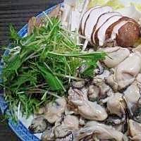 牡蠣いっぱ~~い! 味噌風味「牡蠣鍋」  ♪♪