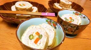 レンチンde楽ちん!【ほっこり信田巻】優しい味!