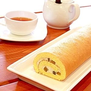 【ママパン】豆乳きなこの米粉ロールケーキ