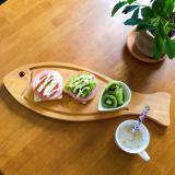超簡単!ベジタブルオープントースト2種♡