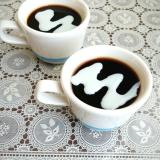 簡単♪ミルキーコーヒーゼリー★