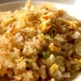 水分量が決め手 炊きたてご飯でパラパラ炒飯