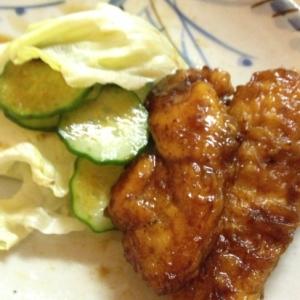 簡単☆鶏肉の照り焼き
