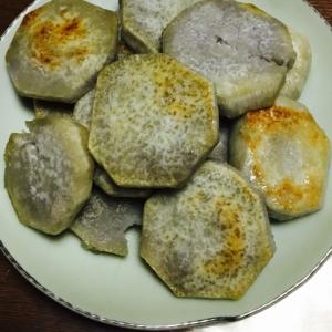 里芋のバター砂糖煮