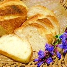 楽々手捏ね☆ソフト・フランスパン