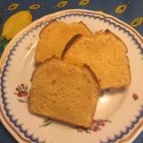 カトルカール風☆レモンケーキ