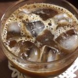 アーモンド効果入り♡アイスコーヒー