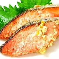 シンプル♪鮭の塩麹焼き