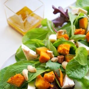 秋色サラダ