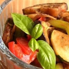 イタリア風野菜炒めマリネで冷蔵庫を美味しくお掃除♪