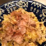 豚肉とキャベツのオイスターソース炒め^_^