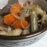 次の日も美味しい☆野菜たっぷりうま煮☆