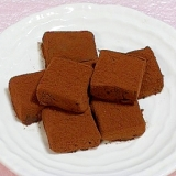 はじめての方にオススメ☆簡単おいしい生チョコレート